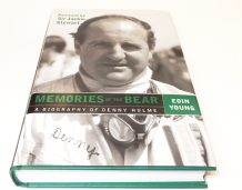 MEMORIES OF THE BEAR A Biography Of Denny Hulme (Young 2007)